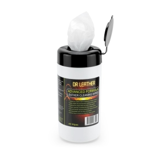 Dr. Leather Advanced Leather Wipes 40 Wipes