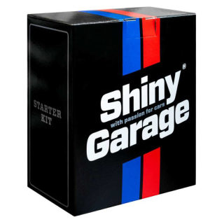 Shiny Garage Starter SET inkl. 10 Produkte
