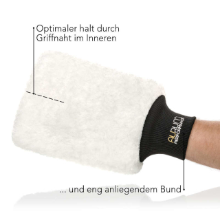 AURUM Performance Premium Waschhandschuh 2er Set