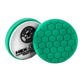 Chemical Guys HEX Logic Heavy Polishing Pad 150 mm Grün