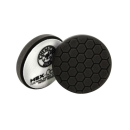 Chemical Guys HEX Logic Finishing Pad 125 mm Schwarz