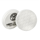 Chemical Guys HEX Logic Medium Polishing Pad 125 mm Weiß