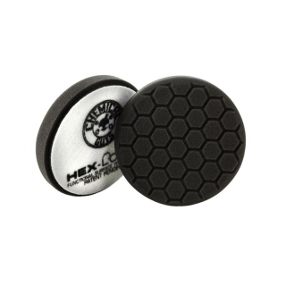 Chemical Guys HEX Logic Finishing Pad 75 mm Schwarz