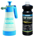 Gloria Snow Foam Set - FM10 + Top Foam Autoshampoo 1L