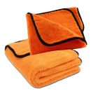 Liquid Elements Orange Baby Trockentuch Set - XL & L