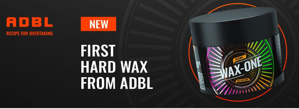 ADBL WAX ONE Autowachs