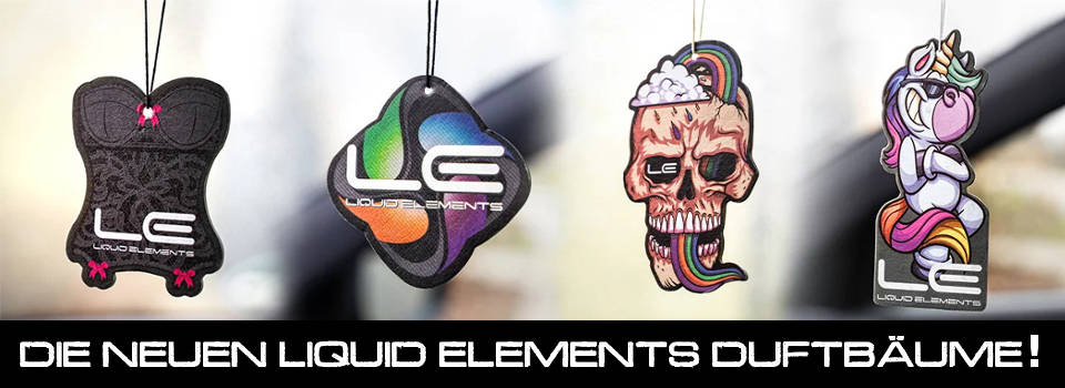 Liquid Elements Duftbäume